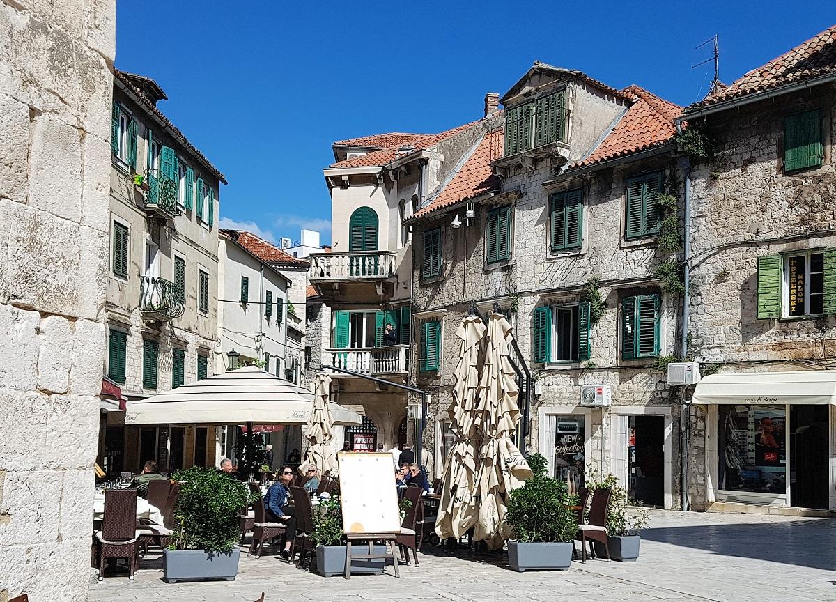winkels in split kroatie