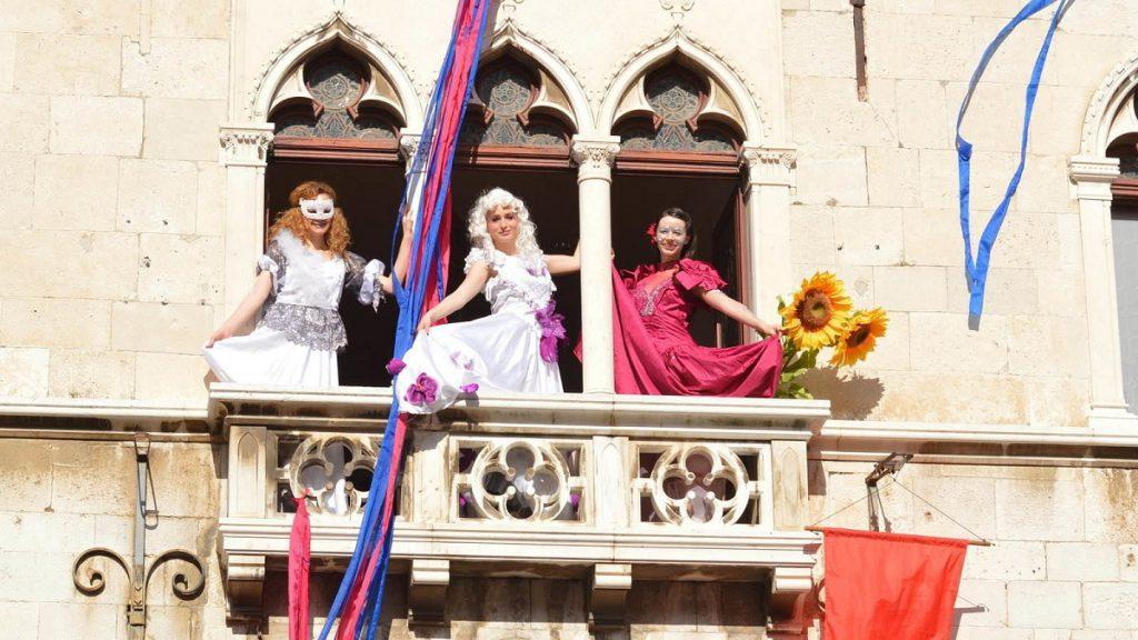 carnival split croatie