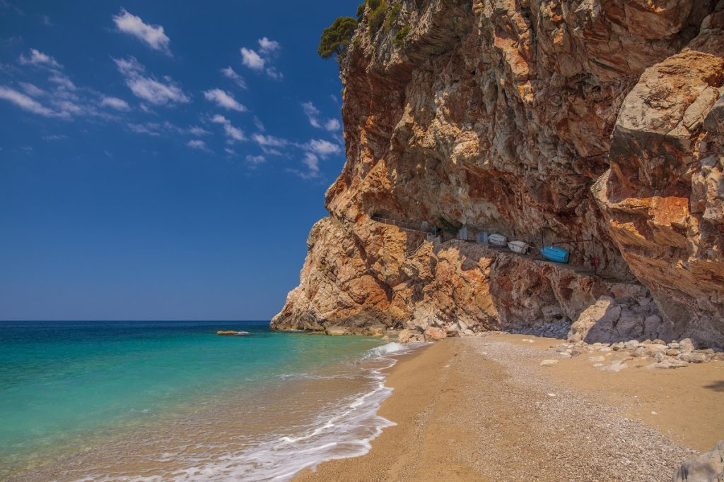 Pasjaca strand in Kroatie