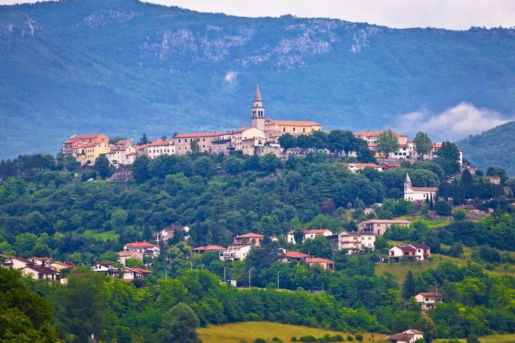 Buzet Kroatie